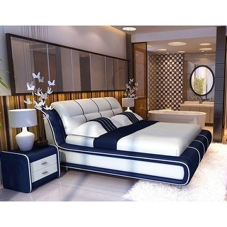 Luxury Design Prestige Abundance Modern Bed California King with Mattress
