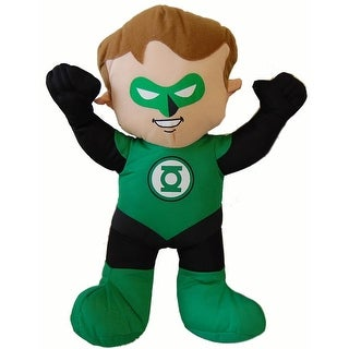 Green Lantern Superfriend Buddy Plush Doll - multi
