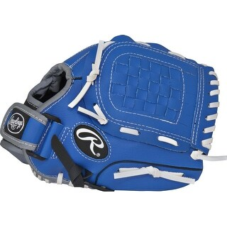 Rawlings 10.5-inch Right Hand Throw Youth Players Series Baseball Glove