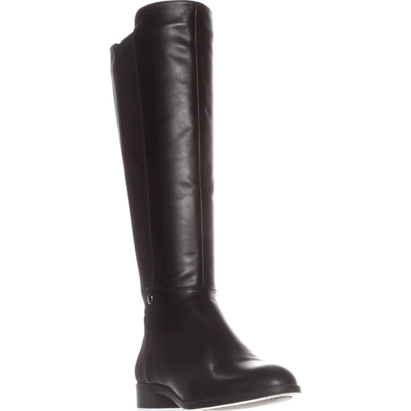 A35 Pippaa Knee High Boots, Black