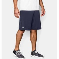"Under Armour Men's Raid Short 10"" Training - Navy blue - Medium Tall"