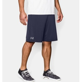 "Under Armour Men's Raid Short 10"" Training - Navy blue - X-Large Tall"