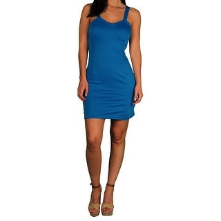 Apple Bottoms Junior Body-Contoured Dress