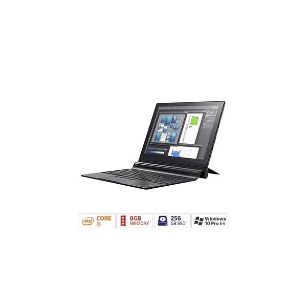 Shop Lenovo 20JB002JUS ThinkPad X1 Tablet w/ Windows 10 Pro