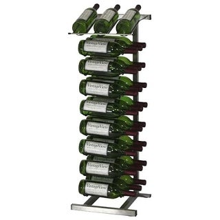 VintageView WPOP 27-Bottle Point of Purchase Display Rack
