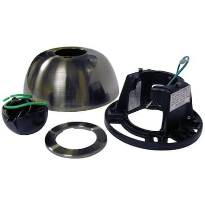 Sloped Ceiling Kit - 1-inch - Black