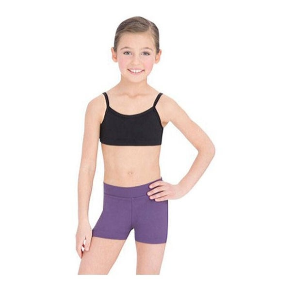 2a18cfb6e Shop Capezio Dance Girls  Camisole Bra Top (Set of 2) Black - Free ...