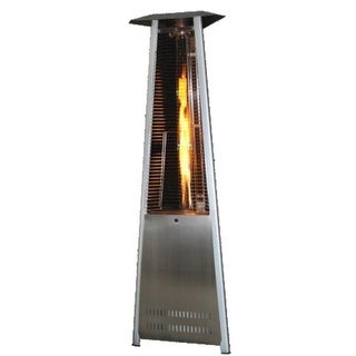 Sunheat PHTRSS 40,000 BTU Stainless Steel Finish Propane Patio Heater - Stainless Steel