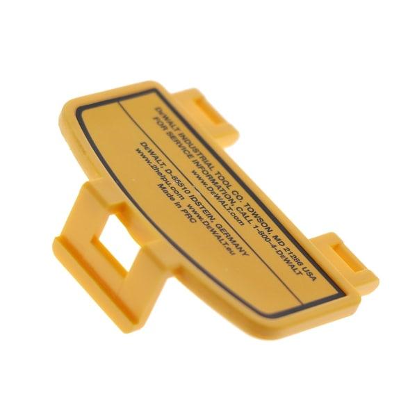 DeWalt OEM 5140142-55 replacement laser level battery cover DW0822