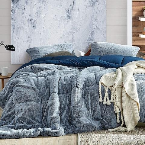 Aww Buddy - Coma Inducer Oversized Comforter - Dark Denim