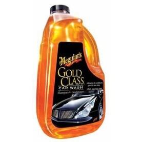 Meguiar's G-7164 Gold Class Car Wash Shampoo & Conditioner, 64 Oz