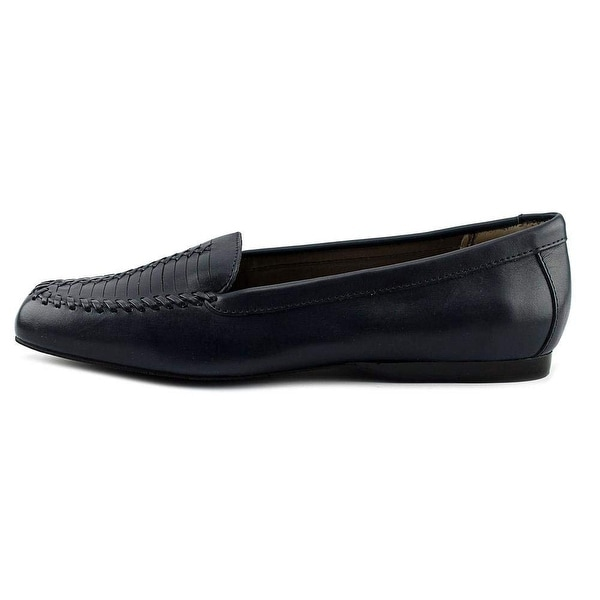 ARRAY Womens Camille Leather Closed Toe Oxfords