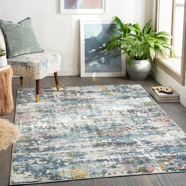 Straub Abstract Industrial Area Rug Overstock 31730566