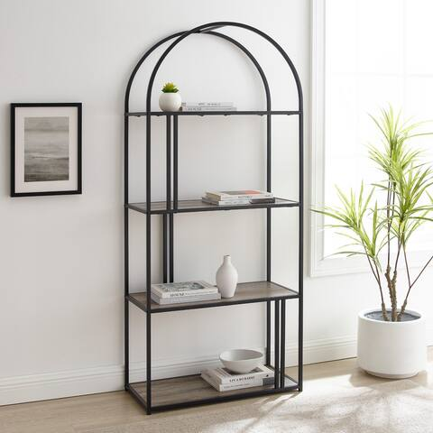 Carbon Loft 68-inch Tall Arch Frame Bookshelf