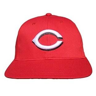 New Era Snapback Cincinnati Reds Hat Cap - Red