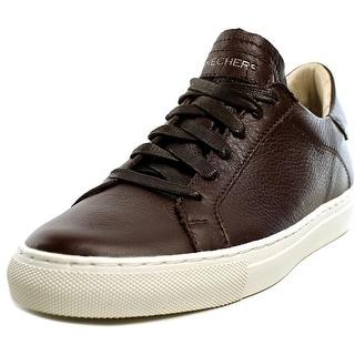 Skechers Vaso - Cordon Women Round Toe Leather Sneakers