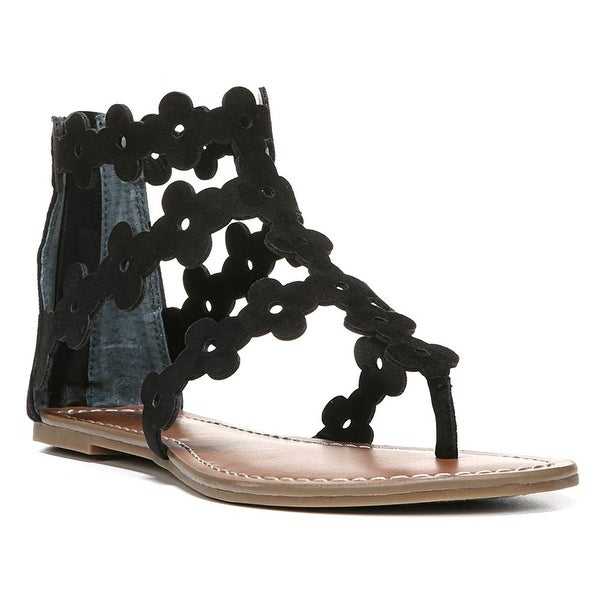Carlos by Carlos Santana Womens finesse Split Toe Casual Gladiator Sandals