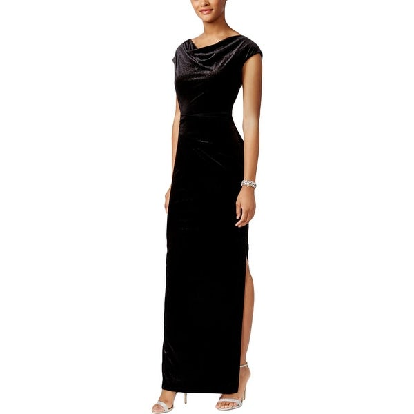 Vince Camuto Womens Formal Dress Velvet Glitter. Opens flyout.