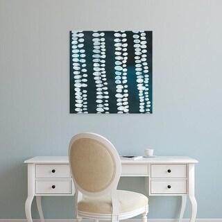 Easy Art Prints Chariklia Zarris's 'La Mer I' Premium Canvas Art