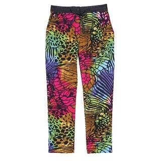 Women's Wild Side Animal Print Pajama Pants