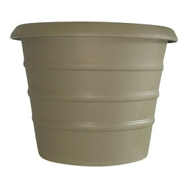 "Myers 6""Sl Green Marina Pot"