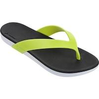 e09d623e106b3a Shop adidas Women s Beachcloud Cloudfoam Y Thong Sandal Black White ...