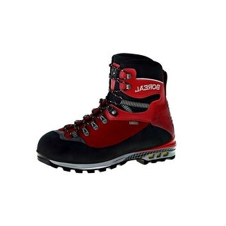 Boreal Climbing Outdoor Boots Mens Nelion Lightweight Red 47230