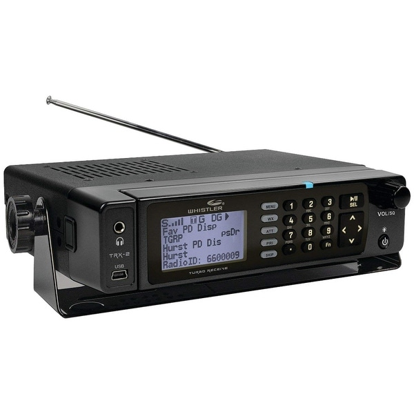 Whistler Mobile-Desktop Digital Scanner Radio Mobile or Desktop Digital Scanner Radio