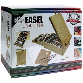 Easel Artist Set-All Media