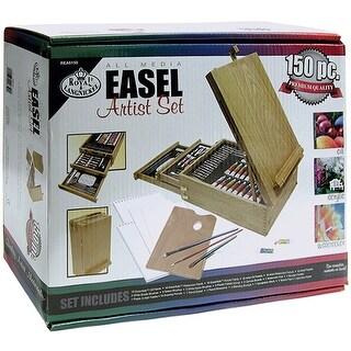 Easel Artist Set-All Media