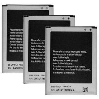 Replacement Battery 1800mAh for Samsung EB-L1K6ILA / EB-L1K6ILZ Models (3 Pk)