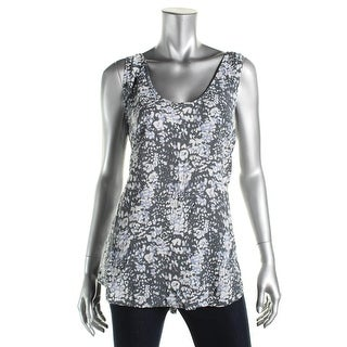 Soft Joie Womens Davalinda Sleeveless Casual Pullover Top