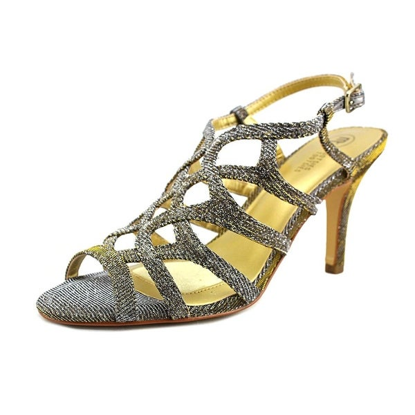 Mootsies Tootsies Aria   Open Toe Canvas  Sandals