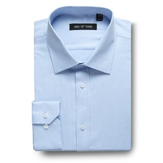 Link to Men's Classic Fit Cotton Performance Twill Textured Dress Shirt Similar Items in Shirts