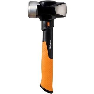 "Fiskars 750910-1001 IsoCore Club Hammer, 11"""