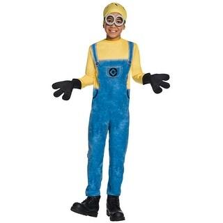 Kids Despicable Me 3 Minion Jerry Costume
