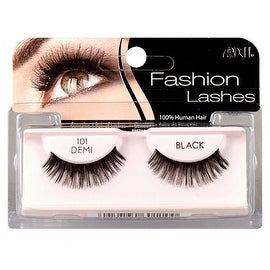Ardell Fashion Lashes, Demi Black [101] 1 Pair