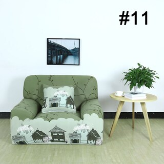 Unique Bargains Polyester Stretch Slipcover (92 x 118 Inch) - #11