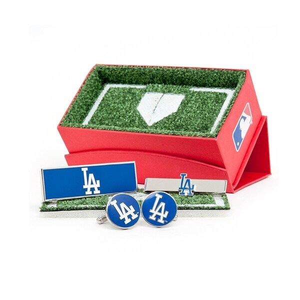 LA Dodgers 3-Piece Gift Set - Blue
