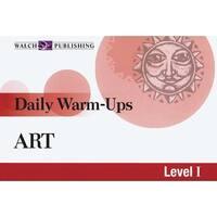 Daily Warm-Ups: Art