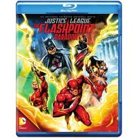 Justice League - Flashpoint Paradox [BLU-RAY]
