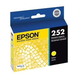 Epson T252420 Durabrite Ultra Yellow Standard Capacity Cartridge Ink