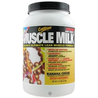 Cytosport Muscle Milk Banana Crm 2.47-pounds
