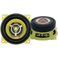 4'' 140 Watt Two-Way Speakers