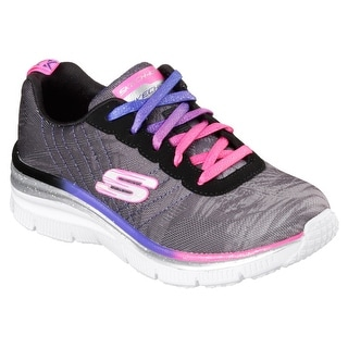 Skechers 81611 BPPK Girl's FUN FIT Sneaker