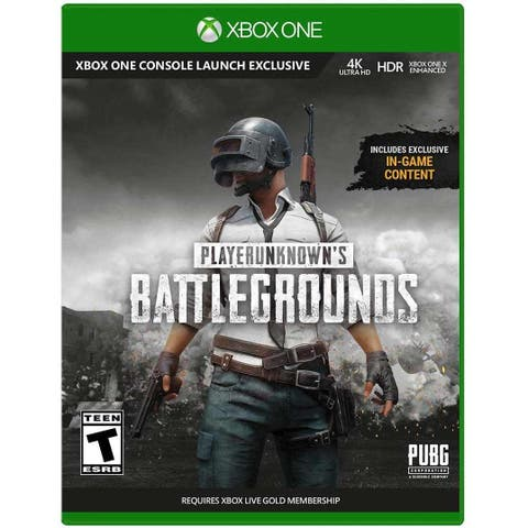 Microsoft PUBG JNX-00001 Xbox One Adventure Game