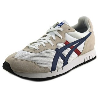 Onitsuka Tiger by Asics X-Caliber Round Toe Suede Sneakers