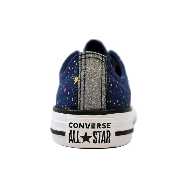 Converse Chuck Taylor All Star Ox NavyPink White 665114F Pre School