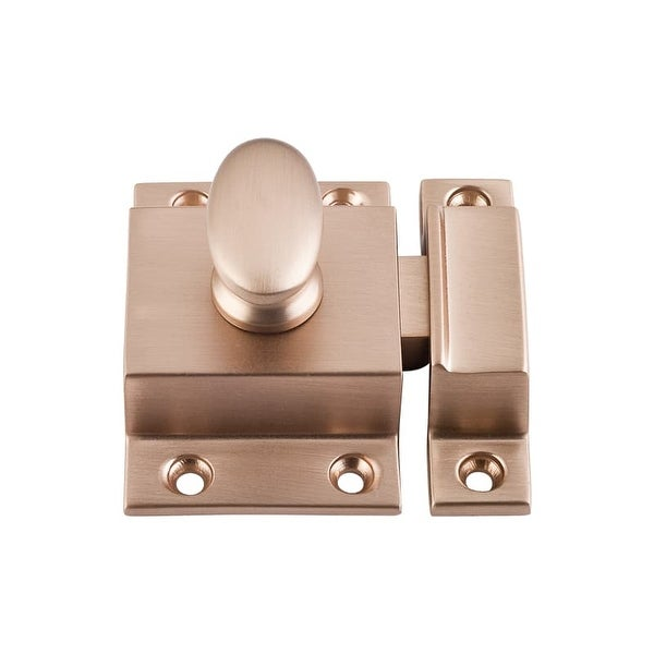 Top Knobs M1778 Additions Collection 2 Inch Brushed Bronze Cabinet Latch