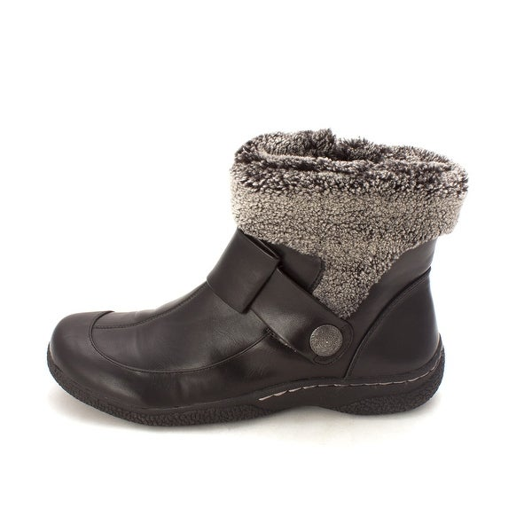 Wanderlust Womens Bel 2 Closed Toe Ankle Cold Weather Boots